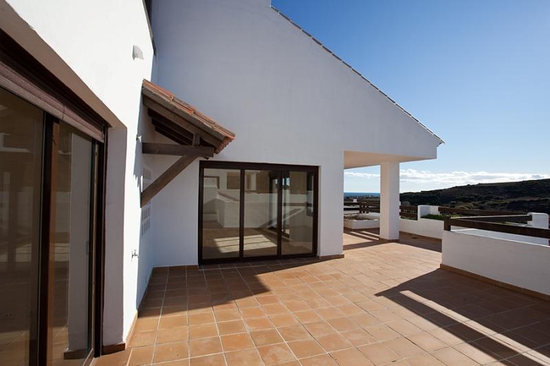 Bahia de Casares Golf Apartments - View from your balcony!